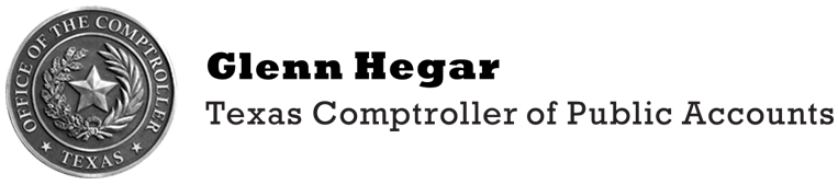 Texas Comptroller of Public Accounts Logo